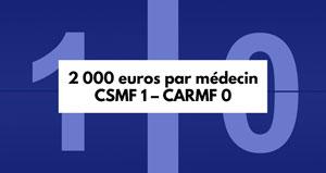 CARMF : enfin une timide décision !