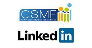 Suivez la CSMF sur LinkedIn !
