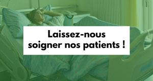 Les Spécialistes CSMF : Laissez-nous soigner nos patients !