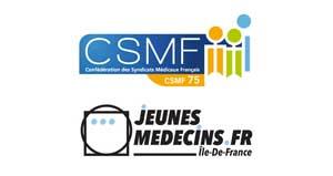 CSMF 75 et Jeunes Médecins : un nouvel élan pour les médecins franciliens