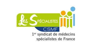 Les Spécialistes CSMF lancent leur site internet !
